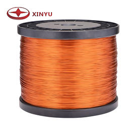 0.40-1.20mm EIW 180C Copper Winding Wire For Electric Motor Rewinding Purpose